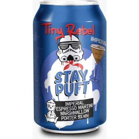Tiny Rebel Imperial Espresso Martini Stay Puft Imperial Porter 330ml (9%)