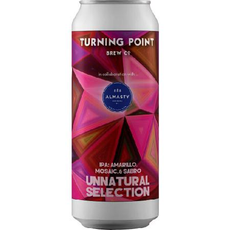 Turning Point x Almasty Collab Unnatural Selection IPA 440ml (6%)