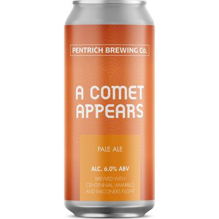 Pentrich A Comet Appears Pale Ale 440ml (6%)