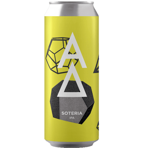 Alpha Delta Soteria Sabro, Citra and Azacca IPA 440ml (6%) - indiebeer