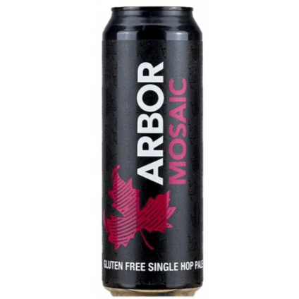 Arbor Mosaic Single Hop Pale Ale 568ml (4%)