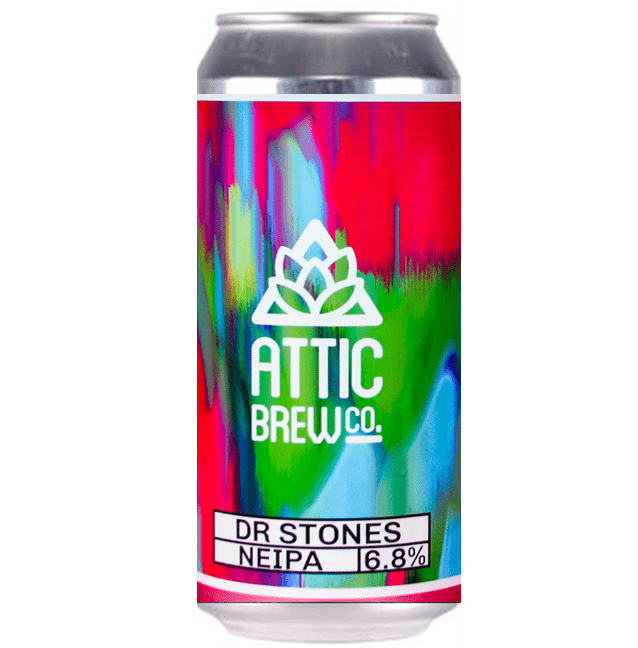 Attic Dr Stones NEIPA 440ml (6.8%)