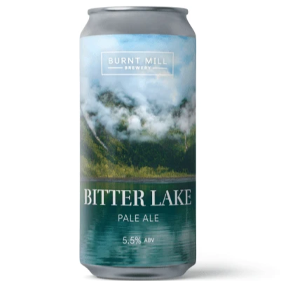 Burnt Mill Bitter Lake West Coast Pale 440ml (5.5%) - indiebeer
