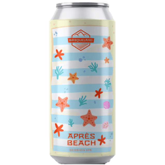 Basqueland Apres Beach IPA 440ml (5.5%)