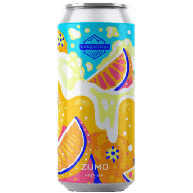 Basqueland Zumo Hazy IPA 440ml (6%)