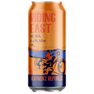Beatnikz Republic Riding East New England IPA 440ml (6.4%)