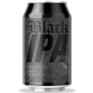 Bianca Road Black IPA With A Splash Of Tea 330ml (6.8%)