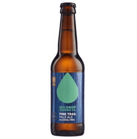 Big Drop Pine Trail Pale Ale 330ml (0.5%) - indiebeer
