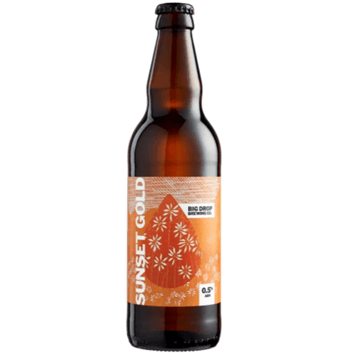 Big Drop Sunset Gold Seasonal Special 500ml (0.5%)