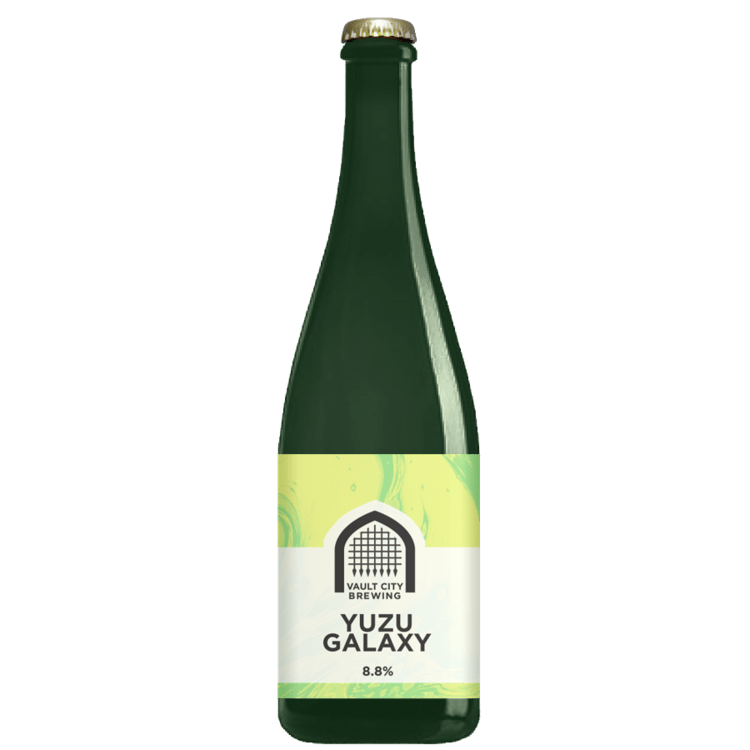Vault City Brewing Yuzu Galaxy Sour 375ml (7.3%)