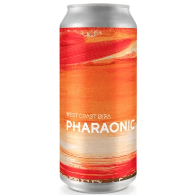 Boundary Brewery Pharaonic West Coast DIPA 440ml (8%)