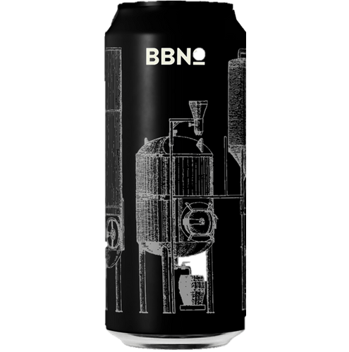 Brew By Numbers (BBNO) 42 DDH Pale Ale Eighth Edition 440ml (4.8%)