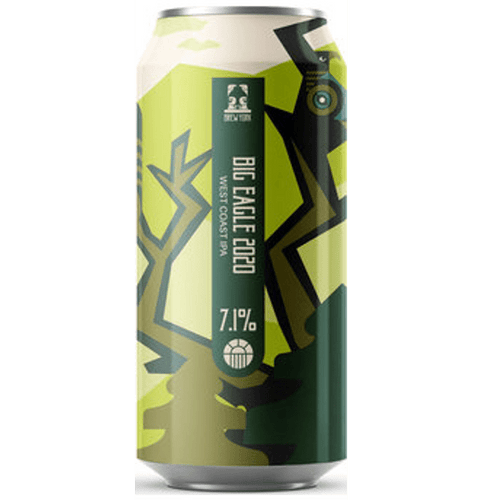 Brew York Big Eagle 2020 West Coast IPA 440ml (7.1%)