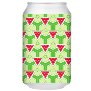Brick Brewery Strawberry & Cucumber Sour 440ml (3.4%)
