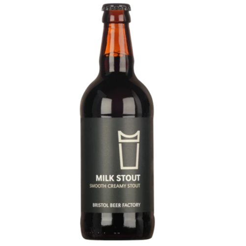 Bristol Beer Factory Milk Stout 500ml (4.5%)