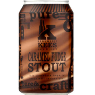 Brouwerij Kees Imperial Caramel Fudge Stout 330ml (11.5%)