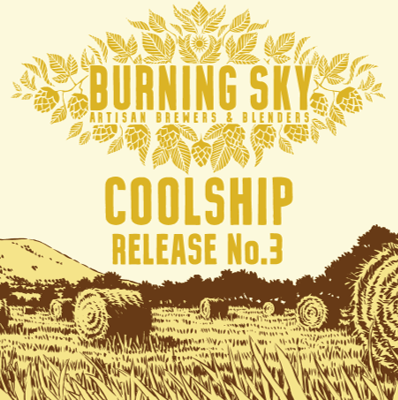 Burning Sky Coolship Release No. 3 Wild Fermented Ale 750ml (7.2%)
