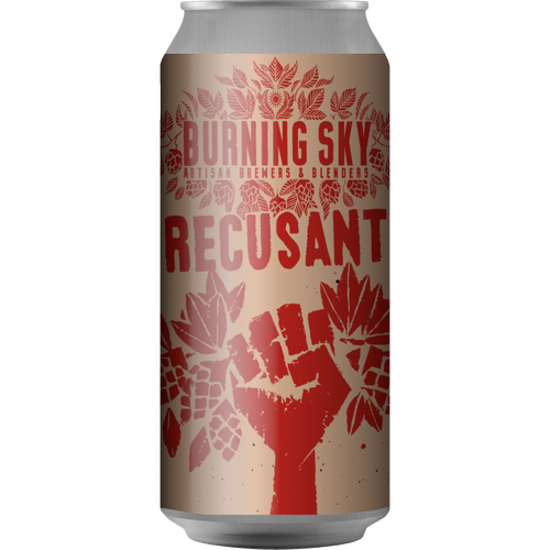 Burning Sky Recusant Pale Ale 440ml (6.3%)