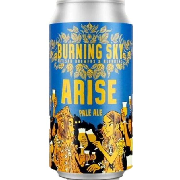 Burning Sky Arise Session IPA 330ml (4.4%)