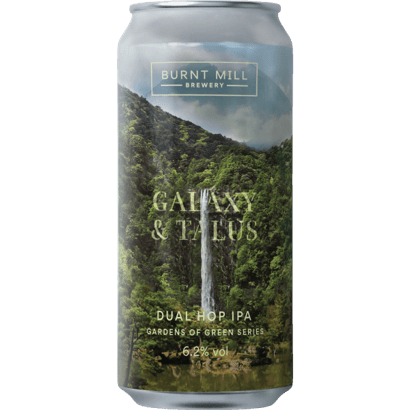 Burnt Mill Galaxy & Talus Dual Hop IPA 440ml (6.2%)