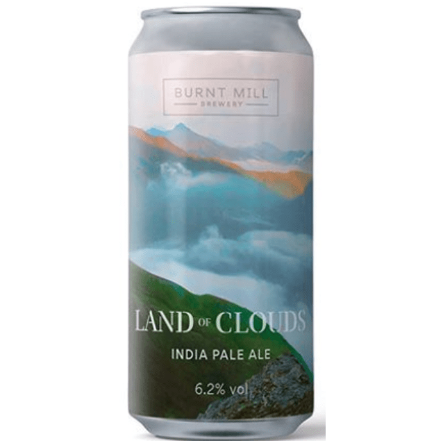 Burnt Mill Land of Clouds IPA 440ml (6.2%)