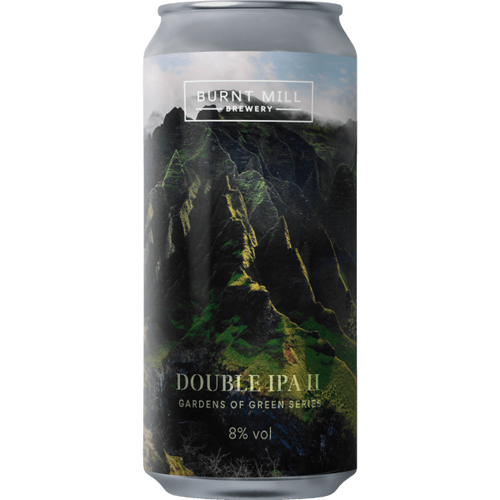 Burnt Mill Gardens of Green – Double IPA II 440ml (8%)