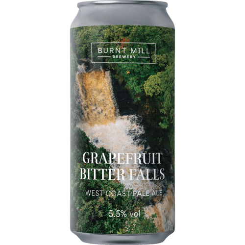 Burnt Mill Grapefruit Bitter Falls West Coast Pale Ale w/Grapefruit 440ml (5.5%)