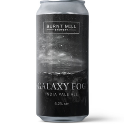 Burnt Mill Galaxy Fog IPA 440ml (6.4%)