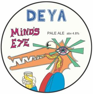 DEYA Mind's Eye Pale Ale 500ml (4.8%) - indiebeer