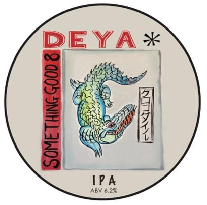 DEYA Something Good 8 IPA 500ml (6.2%)