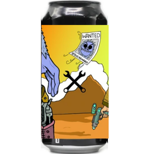 De Moersleutel Intergalactic Bounty Hunter Imperial Stout 440ml (12%)