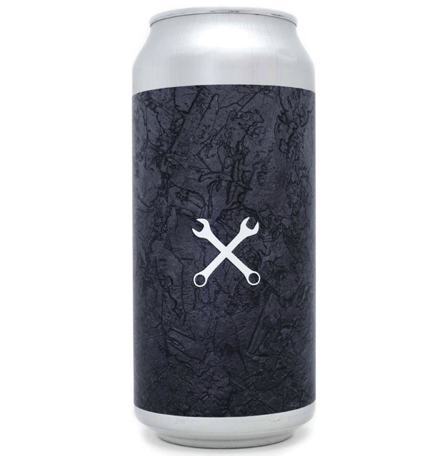 De Moersleutel X Frontaal Collab. Give or Take Triple Mash Imperial Stout 440ml (11%)