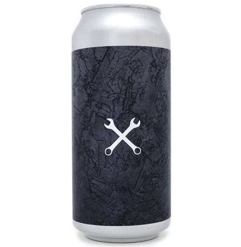 De Moersleutel X Frontaal Collab. Give or Take Triple Mash Imperial Stout 440ml (11%) - indiebeer