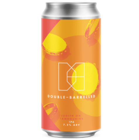 Double Barrelled Judith On Tambourine IPA 440ml (7.2%)