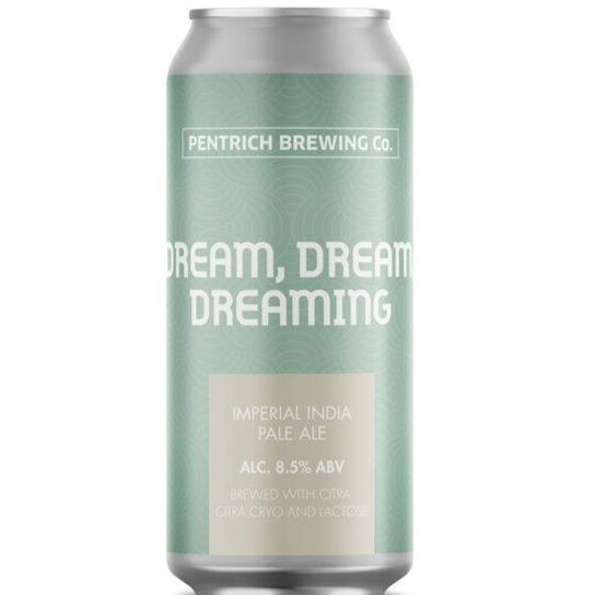 Pentrich Brewing Co Dream, Dream, Dreaming DIPA 440ml (8.5%)
