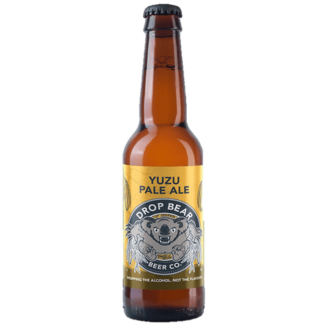 Drop Bear Yuzu Pale Ale 330ml (0.5%)