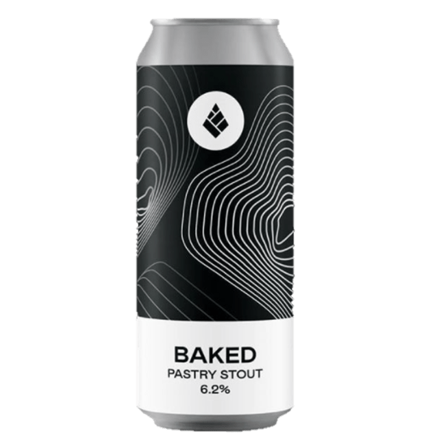 Drop Project Baked Pasty Stout 440ml (6.2%)