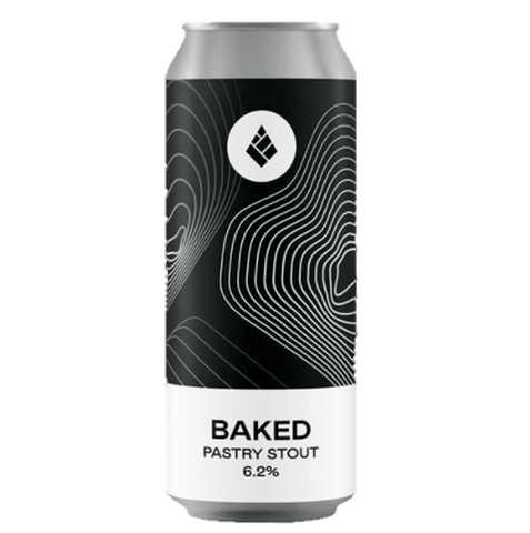 Drop Project Baked Pasty Stout 440ml (6.2%) - indiebeer
