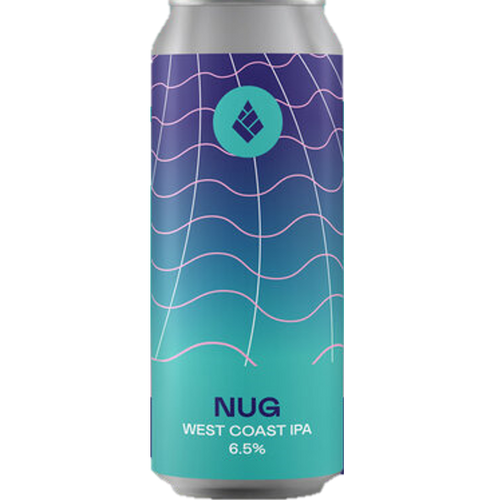 Drop Project NUG West Coast IPA 440ml (6.5%)