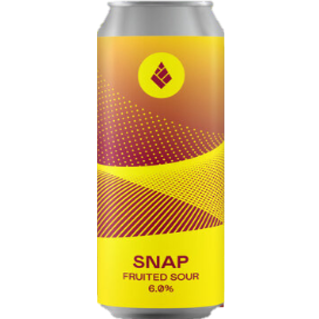 Drop Project Snap Cherry and Strawberry Sour 440ml (6%)