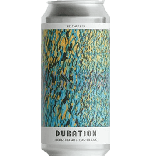 Duration Bend Before You Break Pale Ale 440ml (4.5%)