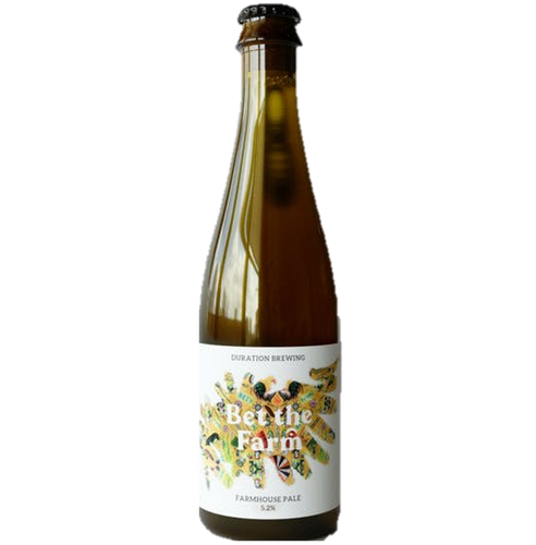 Duration Bet The Farm Farmhouse Pale Foeder Aged Fermata Release 375ml (5.2%)