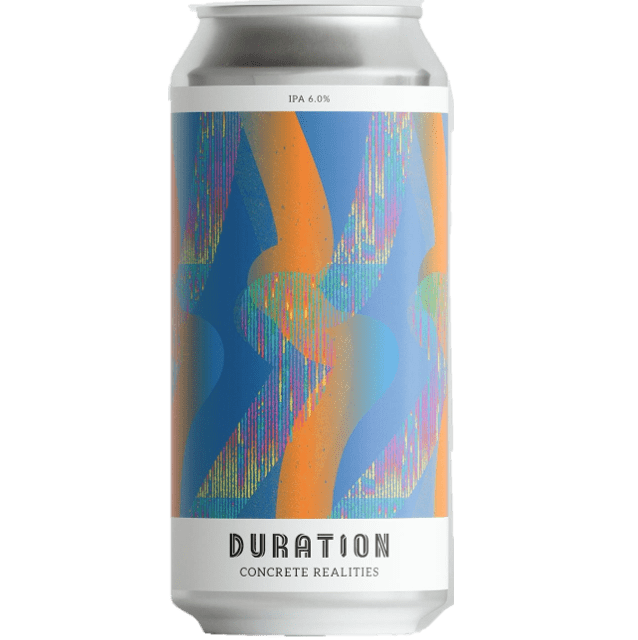 Duration Concrete Realities IPA 440ml (6%)
