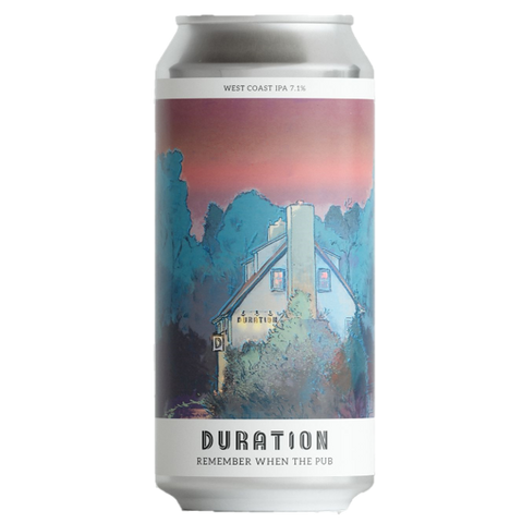 Duration Remember When The Pub West Coast IPA 440ml (7.1%) - indiebeer