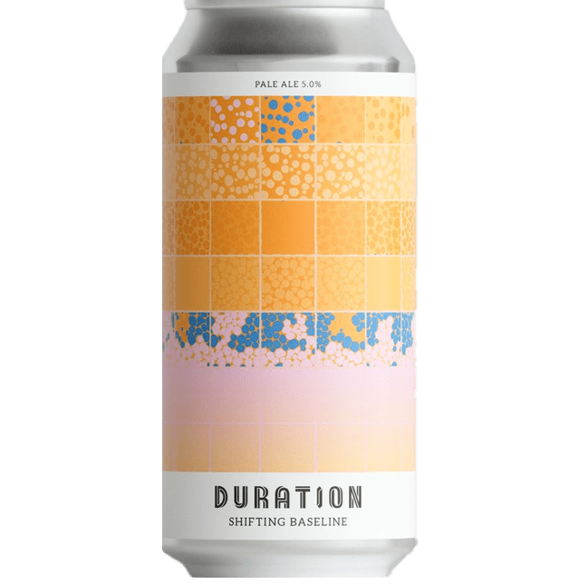 Duration Shifting Baseline Pale Ale 440ml (5%)
