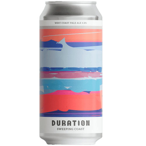 Duration Sweeping Coast West Coast Pale 440ml (4.8%)