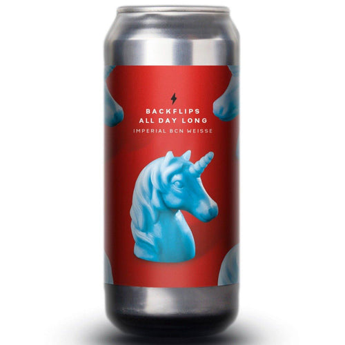 Garage Beer Co Backflips All Day Imperial Barcelona Weisse 440ml (7.7%)