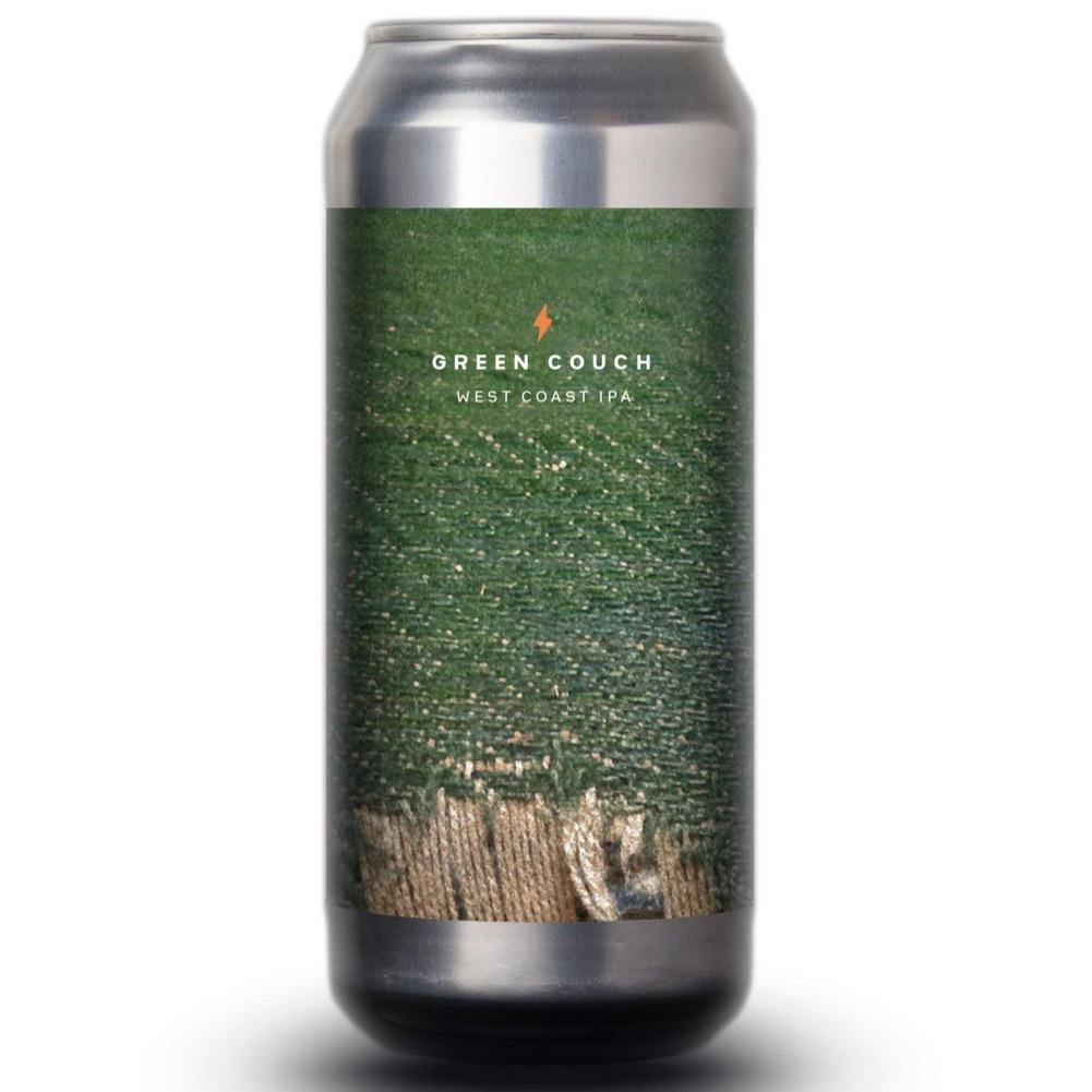 Garage Beer Co Green Couch West Coast IPA 440ml (6.6%)