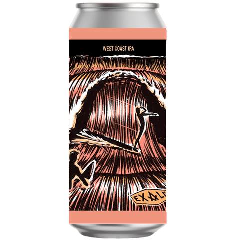 Exale West Coast IPA 440ml (5.5%)