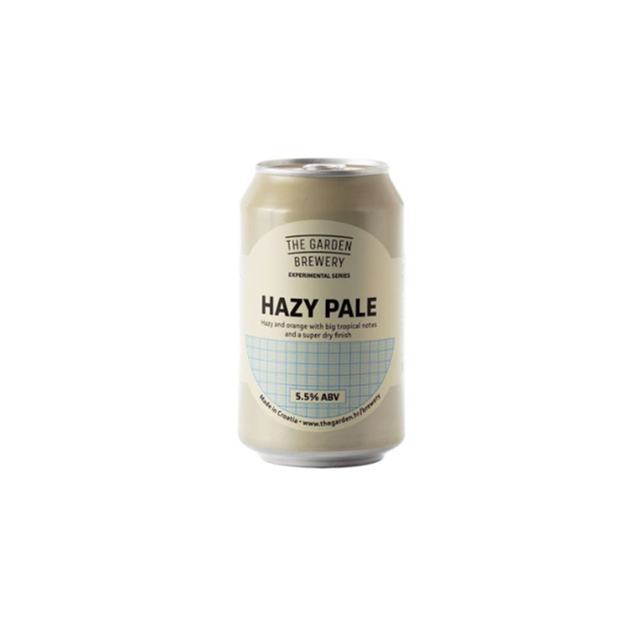 Garden Brewery Hazy Pale Ale  330ml (5.5%)